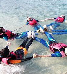 小琉球-彩色琉球浮潛《二人優惠全票》