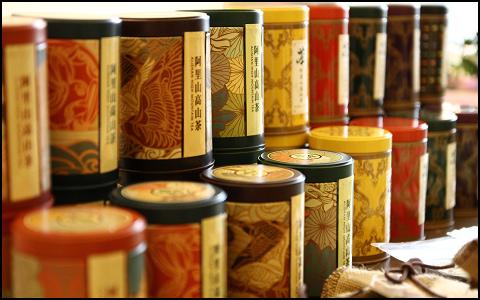 大茶福特選好茶高山烏龍茶葉《古典茶罐2兩裝》