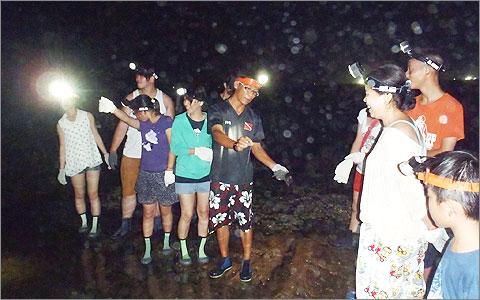 澎湖漁人休閒工作坊-菊島絢麗亞潮夜探索《兩人浪漫行優惠價》-預約