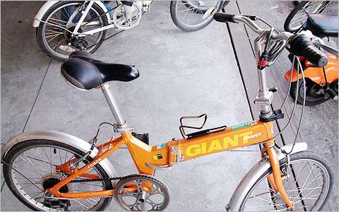 高雄-西子灣單車一日遊《折疊車-捷安特》-預約