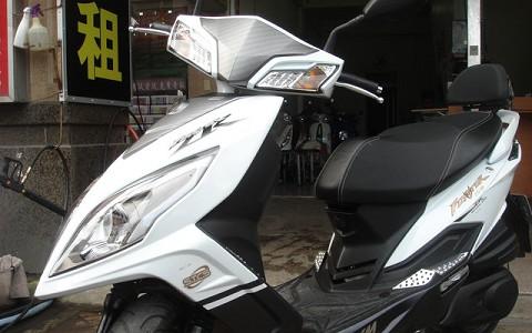 宜蘭-達伯聯合租車《三陽 New Fighter 150c.c機車優惠價》-預約