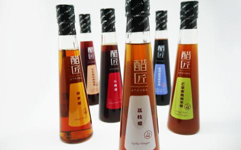 正高-醋匠果釀醋飲《荔枝醋x1》