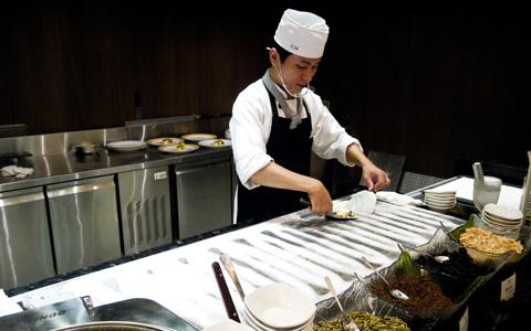 高雄-大八大飯店日式自助餐《平日晚餐券*2》