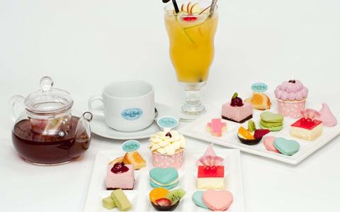 台中-Sweet Emily法式甜品.經典雙人法式午茶《優惠票券x1》